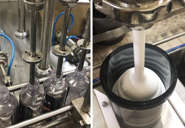 Interbrilho - Terceirização de Produtos Químicos